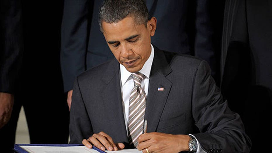 Will Obama use veto pen to counter GOP-led Congress?