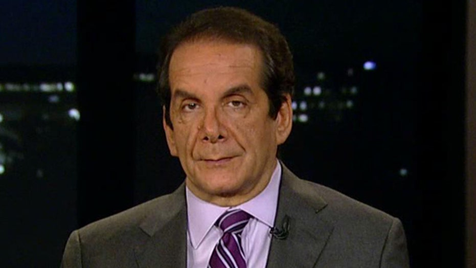 """Krauthammer: Benghazi report author """"clearly overstepped"""""""