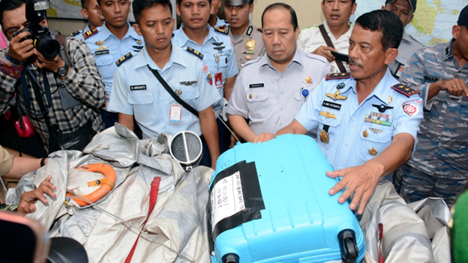 How debris will help reveal what happened to AirAsia jet