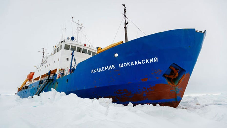 Tough weather conditions thwart rescue of stranded ship