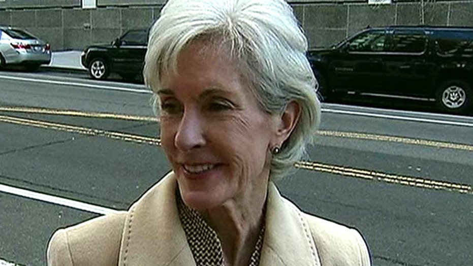 Sebelius confident about ObamaCare's official start