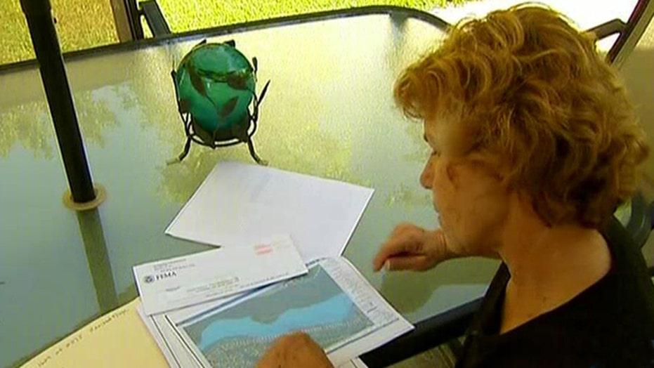 FEMA flood map errors costing homeowners big bucks