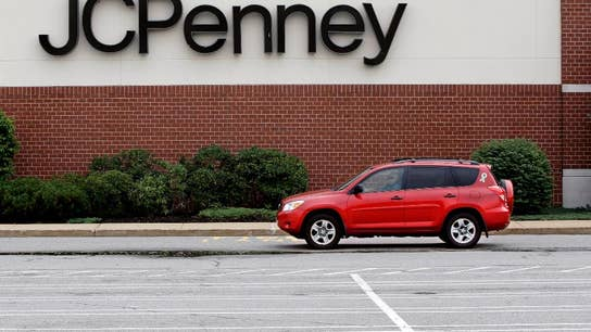 JCPenney, Kohl's disappoint and stocks crater