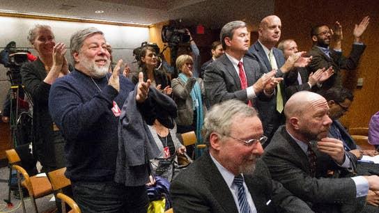 Apple co-founder Steve Wozniak: 'Get off Facebook'