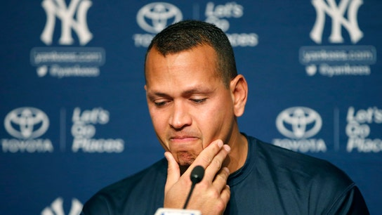 Alex Rodriguez victim of car burglary while in San Francisco: report