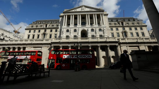Bank of England leaves rates unchanged, markets look to August