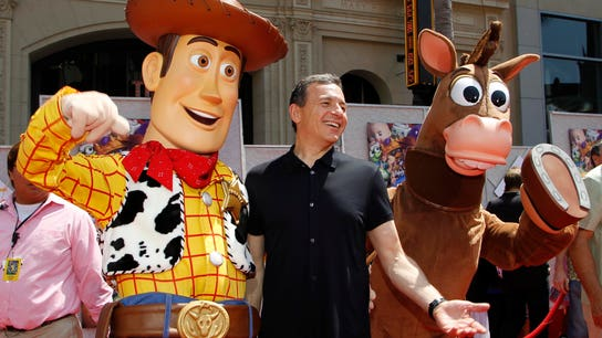 WATCH: Disney CEO says complications from US-China trade dispute would be 'short-lived'