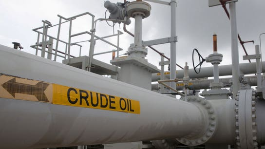 Oil prices fall on rise in U.S. stocks, demand worries