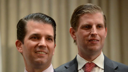 UFC ringside seats: Donald Trump Jr., Eric Trump expected at fight