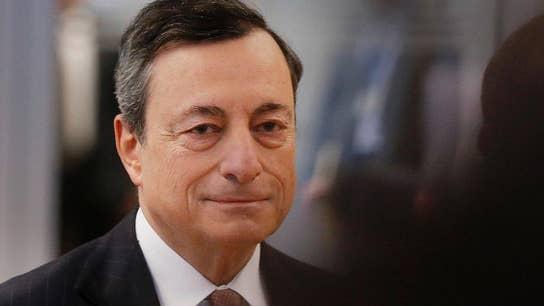 ECB cuts rates deeper into negative territory, relaunches massive stimulus plan
