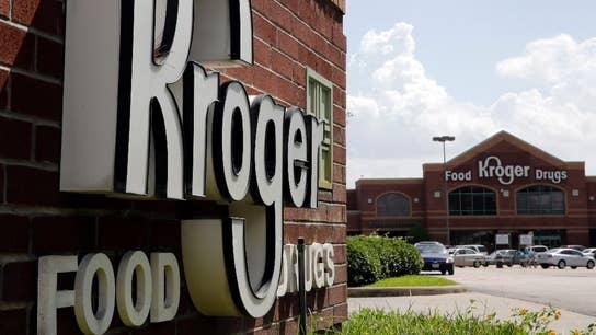 Kroger tightens 2018 profit forecast, shares soar