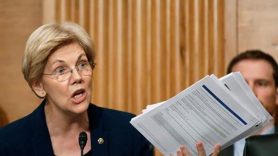 Elizabeth Warren wants Wells Fargo removed from college campuses