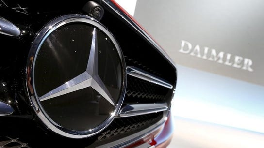Mercedes-Benz burned over climate change tweet