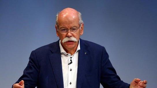 Daimler CEO Zetsche to step down in 2019