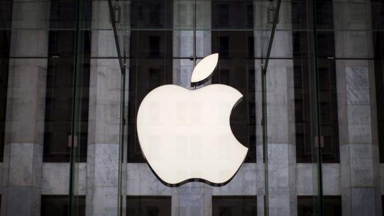 Apple, Amazon near finish line in race to $1 trillion value