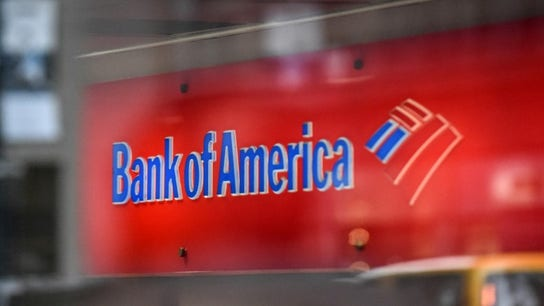 Bank of America CEO says company wants a 'cashless society'