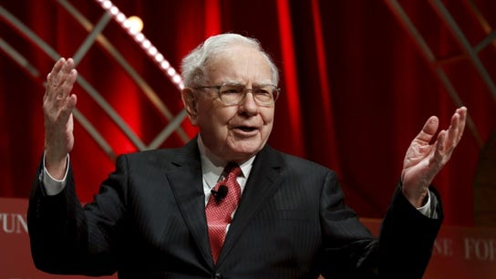 These are Warren Buffett's biggest stock holdings