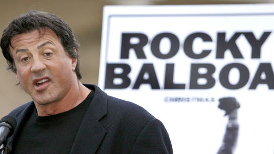 'ROCKY' STAR, WRITER SYLVESTER STALLONE SQUARES OFF OVER FRANCHISE STAKE