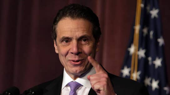 Andrew Cuomo shocks many in his own party saying America was 'never that great'