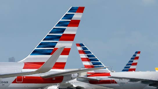 At American Airlines, Boeing Max grounding fuels improved earnings outlook