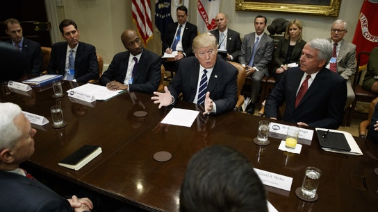 Trump's drug price plan mixed bag for benefit managers