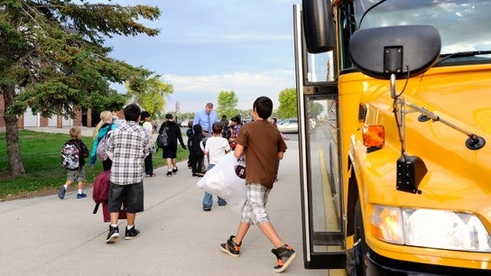 Award-winning app helps parents track their child's school bus