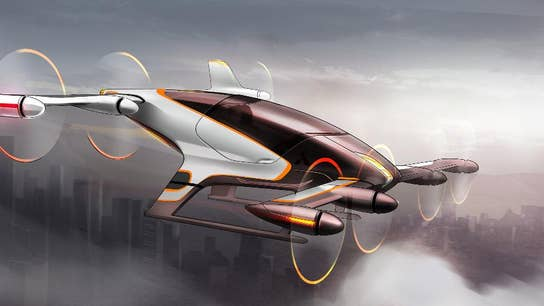 Uber, Google co-founder and others may have flying taxis available by the 2020s
