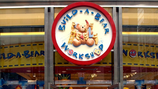 Build-A-Bear and Walmart team up, fending off retail apocalypse