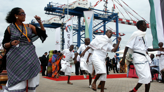 Djibouti seizes control of DP World's container terminal