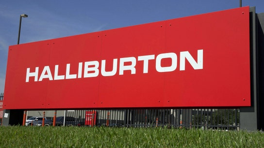 Halliburton profit slumps 85% on charges
