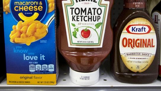 Kraft Heinz stock plummets after SEC disclosure, dividend cut