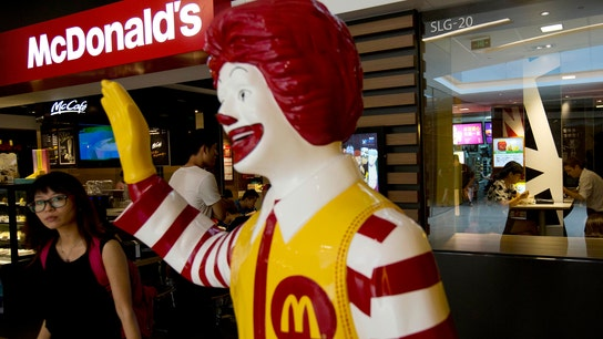 Here's how much it costs to buy a McDonald's franchise