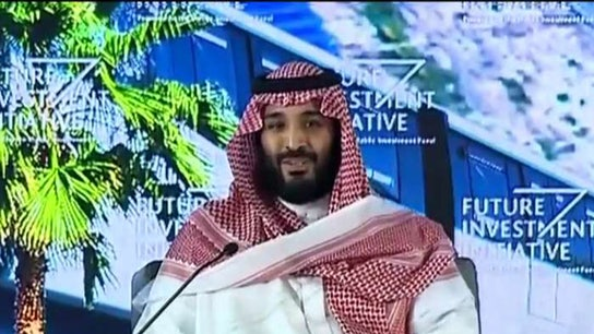 Saudi's Crown Prince on $500B city: We want to live a normal life