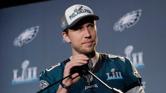 Eagles star Nick Foles tops NFL merchandise sales ahead of 2018 season