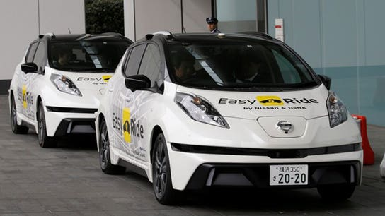 Nissan's new step toward being Uber competitor
