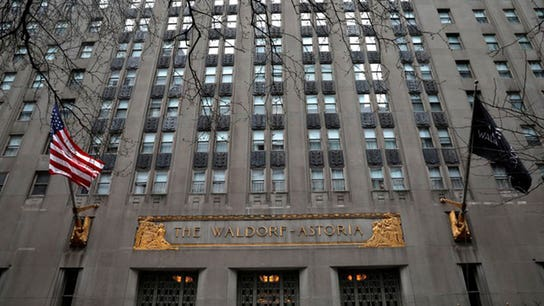 China takes over Anbang insurance, owner of the Waldorf Astoria