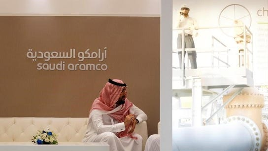 Saudi Aramco strikes deal with Asia's richest man