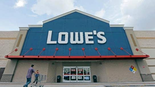 Lowe's 1Q earnings fall short