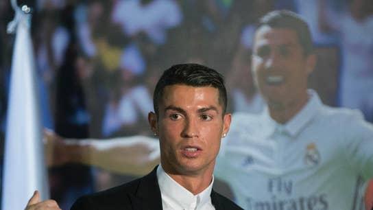 Soccer superstar Cristiano Ronaldo fined $21M for tax fraud