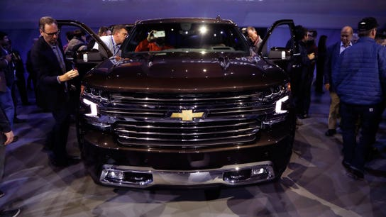 GM earnings under pressure as sales cool off