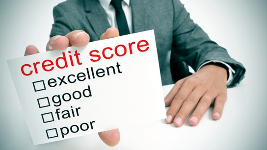 Americans' credit scores hit all-time high
