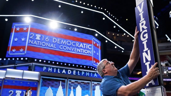 DNC spending more than it's raising ahead of 2020 election
