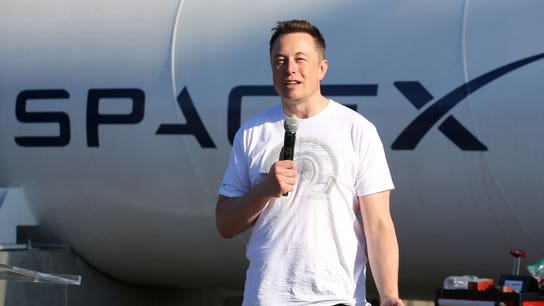 Elon Musk's SpaceX worth more than Tesla for first time, report says