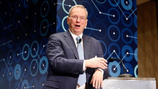 Eric Schmidt, ex-Google CEO, sees US, China internet split