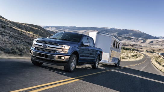 Ford F-150 wins top truck, Tesla is best American brand in Consumer Reports rankings