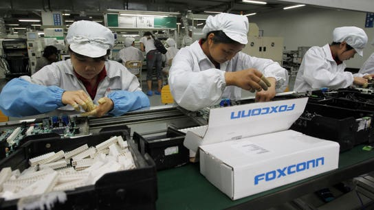 Foxconn bests Amazon in incentives for fewer, lower-paying jobs