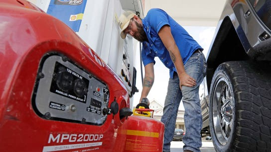 Hurricane Michael: Florida gas shortages reported