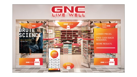 GNC PLANS TO CLOSE UP TO 900 STORES WITH A FOCUS ON MALL LOCATIONS