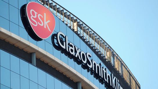 Glaxo Chairman Hampton to step down ahead of split
