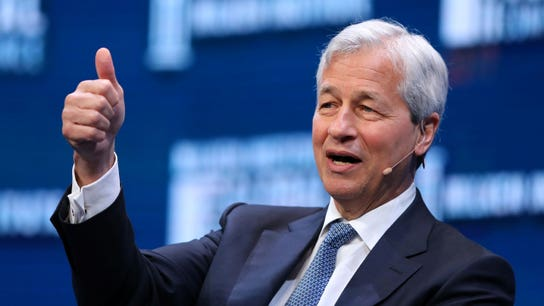 JPMorgan Chase CEO Jamie Dimon: Tight credit market not a concern